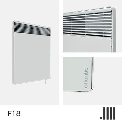 F18 Electric Range
