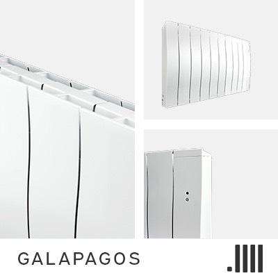 Galapagos Electric Range