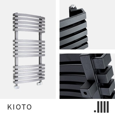 Kioto Electric Towel Rail Range