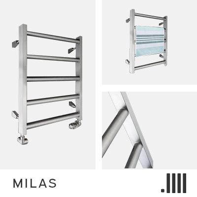 Milas Towel Rail Range