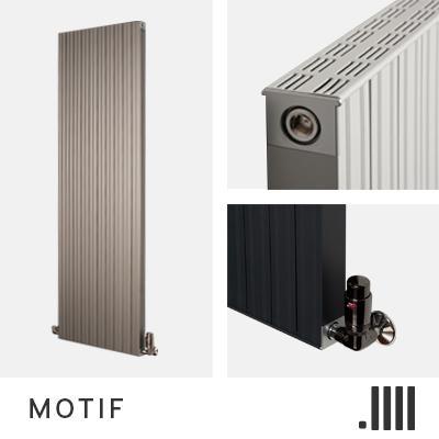 Motif Central Heating Radiator Range