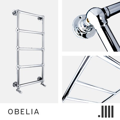 Obelia Electric Towel Rail Range