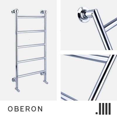 Oberon Electric Towel Rail Range