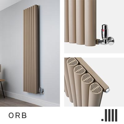 Orb Designer Radiator Range