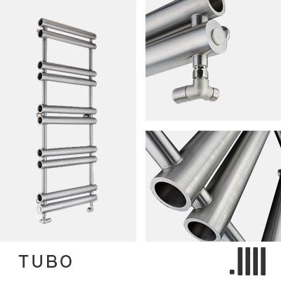Tubo Towel Rail Range
