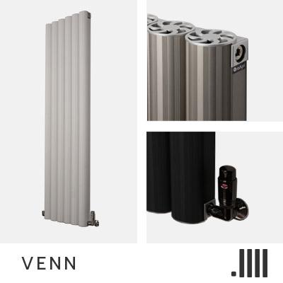 Venn Central Heating Radiator Range