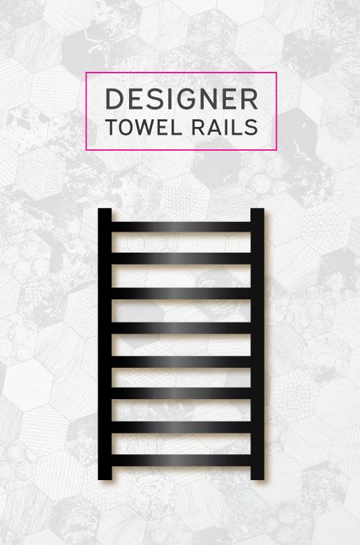 Designer Towel Rails Geyser