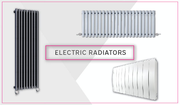 View our Electric Radiators