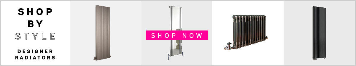 Shop By Style Designer Radiators