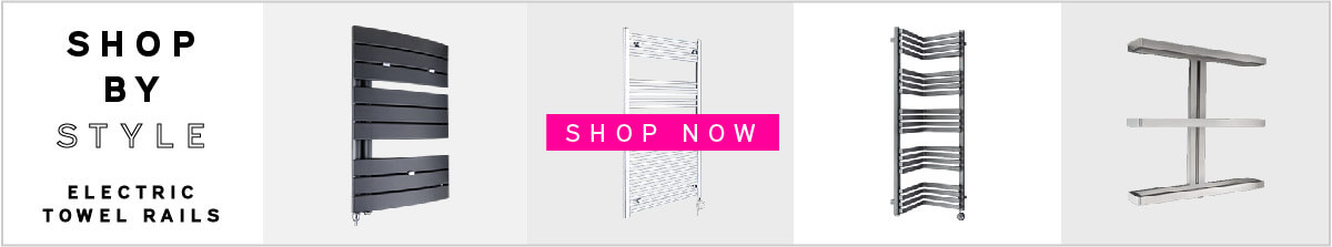 Shop By Style Electric Towel Rails