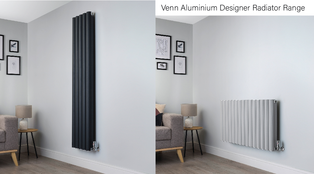 Venn Aluminium Radiator Range